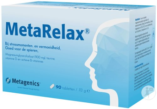 Metagenics MetaRelax 90 Tabletten