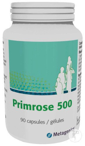 Metagenics Primrose 500 Pot 90 Capsules (19748)