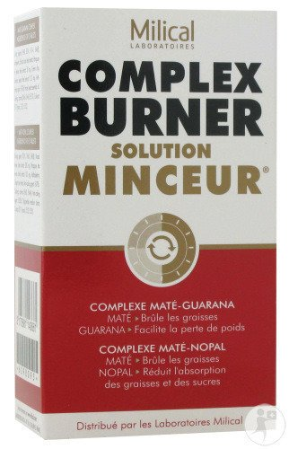 Milical Complex Burner Solution 56 comprim
