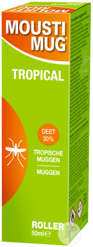 Moustimug Tropical Roller 50ml
