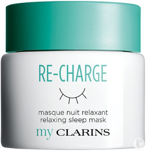 My Clarins Re-Charge Ontspannend Nachtmasker Alle Huidtypes 50ml