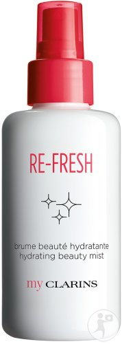 My Clarins Re-Fresh Hydraterende Beauty Mist Alle Huidtypes 100ml