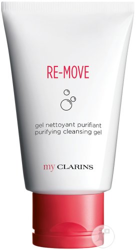 My Clarins Re-Move Zuiverende Reinigingsgel Alle Huidtypes 125ml
