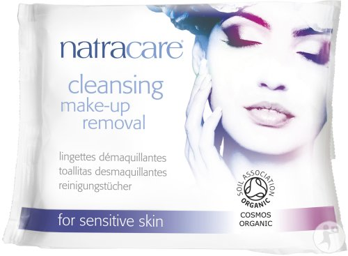 Natracare Make-Up Removal Wipes 20 Stuks