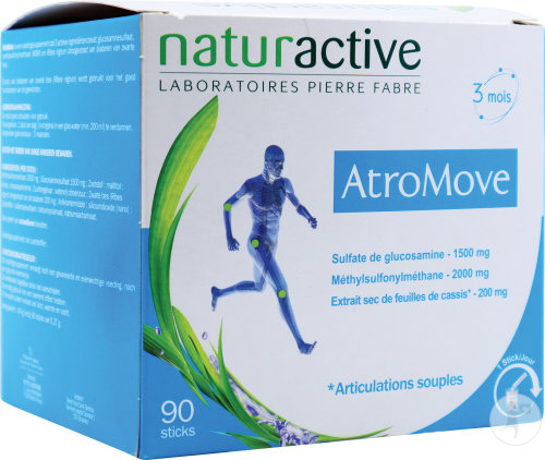 Naturactive Atromove 90 Sticks