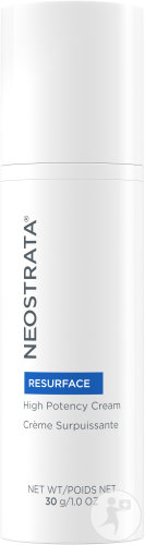 Neostrata Resurface High Potency Cream 20 Bionic/AHA Pompfles 30g