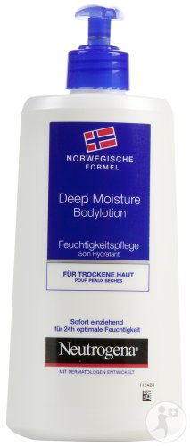 Neutrogena Deep Moisture Bodylotion Noorse Formule 400ml