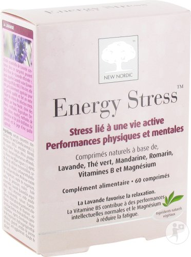 New Nordic Energy Stress 60 Tabletten