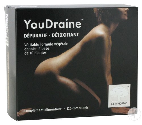 New Nordic YouDraine 120 Tabletten