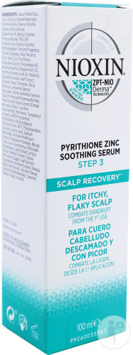 Nioxin Scalp Recovery Step 3 Soothing Serum Fles 100ml