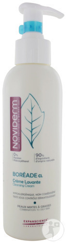 Noviderm Boread Cl Wascreme 200ml