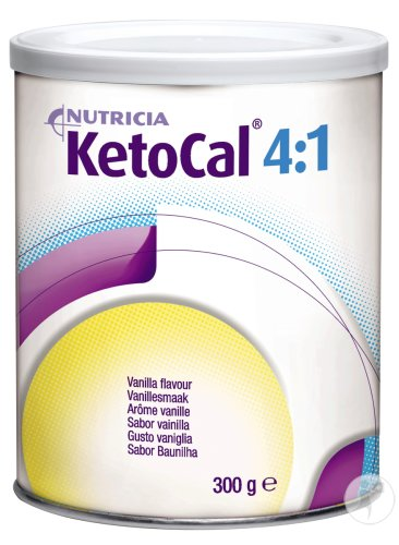 Nutricia Ketocal 4:1 Vanille Poeder 300g