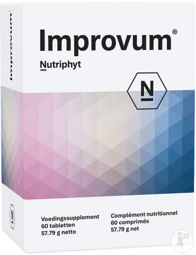 Nutriphyt Improvum 60 Tabletten