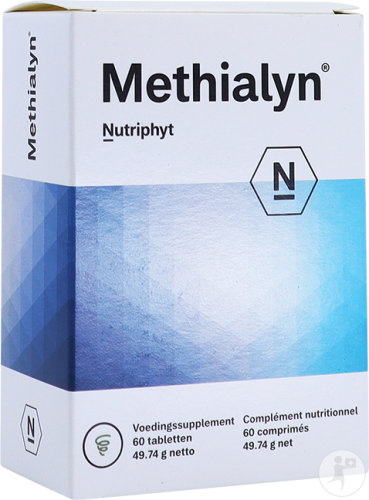 Nutriphyt Methialyn 60 Tabletten