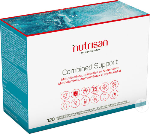Nutrisan Combined Support 120 Capsules
