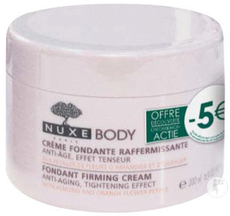Nuxe Body Verstevigende Smeltzachte Crème Pot 200ml Promo -5€