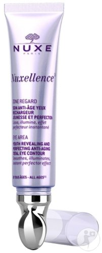 Nuxe Nuxellence Oogcontour Anti-Ageing Ogen Perfectionerend Stralend Effect Alle Huidtypes 15ml