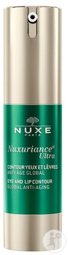 Nuxe Nuxuriance Ultra Oog- En Lipcontour Totale Anti-Ageing Alle Huidtypes 15ml