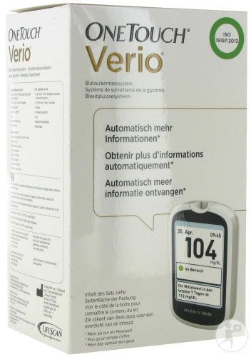 OneTouch Verio 1 Kit