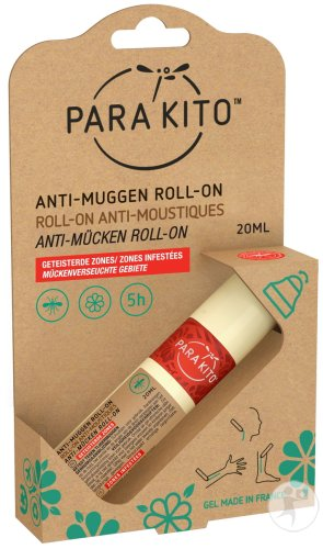 Para'Kito Anti -Muggen Roll-On 20ml