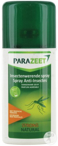 Parazeet Strong Natural Insectenwerende Spray Fles 75ml