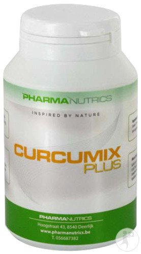 Pharmanutrics Curcumix Plus Tabletten 120