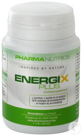 Pharmanutrics EnergiX Plus Pot Tabletten 90