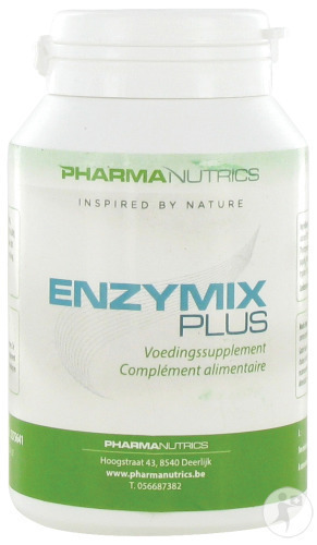 Pharmanutrics Enzymix Plus V-capsules 90