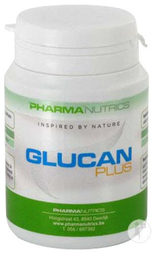 Pharmanutrics Glucan Plus Capsules 60