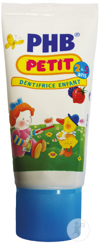 PHB Kindertandpasta 50ml