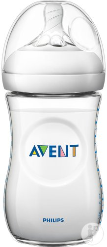 Philips Avent Natural Zuigfles 260ml - SCF033/17 (1m+) - 1x