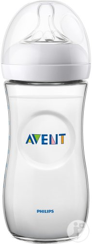 Philips Avent Natural Zuigfles 330ml - SCF036/17 (6m+) - 1x