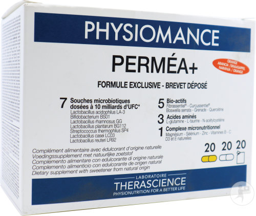 Physiomance Permea+ 20zakje+20sticks+20comp Pha138
