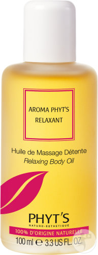 Phyt's Aroma Relaxant Phytocomplex Ontspanning Alle Huidtypes Flacon 100ml