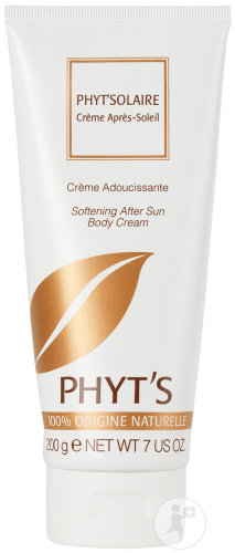 Phyt's Phyt'Solaire Hydraterende After-Sun Crème Lichaam Gevoelige Huid Tube 200g