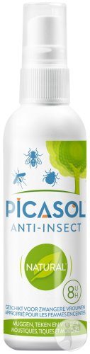 Picasol Anti-Insect Natural Spray 70ml