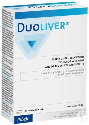 PiLeJe Duoliver 24 Tabletten