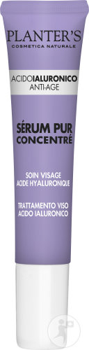Planter's Acide Hyaluronique Geconcentreerde Serum Anti-Age Formule 15ml