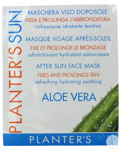 Planter's Sun Gezicht After Sun Mask