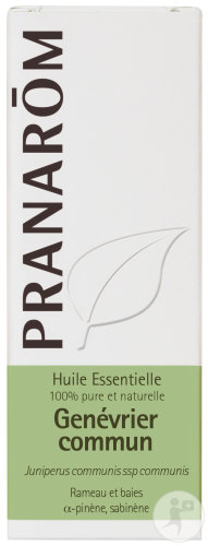 Pranarôm Jeneverbes Essentiële Olie 5ml