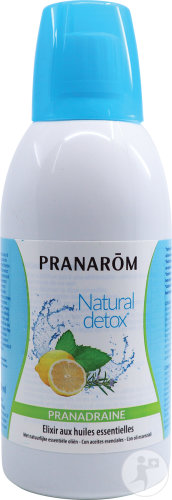 Pranarôm Pranadraine Natural Detox Drinkbare Oplossing 500ml