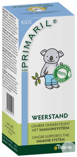 Primrose Kids Primaril Immuunsysteem 120ml
