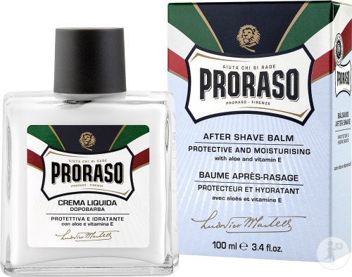 Proraso Protective Aloe Aftershave Balsem 100ml