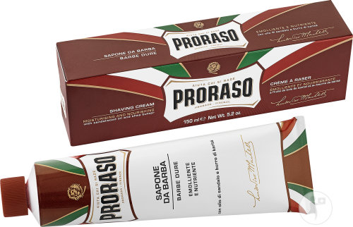 Proraso Sandalwood Scheercreme Tube 150ml