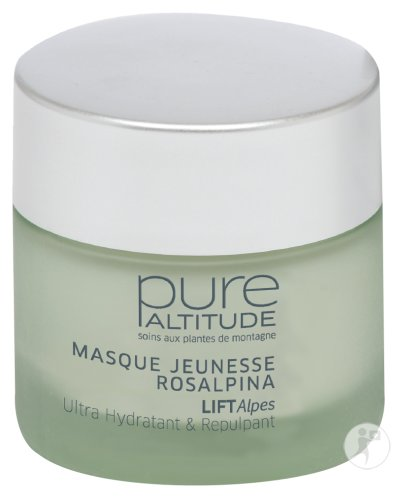 Pure Altitude LiftAlpes Rosalpina Jeugdigheid Masker Pot 50ml