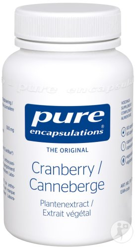 Pure Encapsulations Cranberry-Extract 60 Capsules