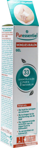 Puressentiel Wondjes Builen Gel Tube Met Canule 20ml