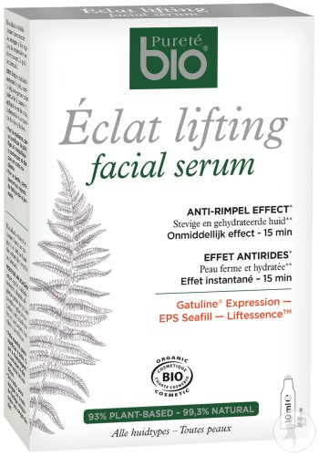 Pureté Bio Eclat Lifting Facial Serum Roll-On 10ml