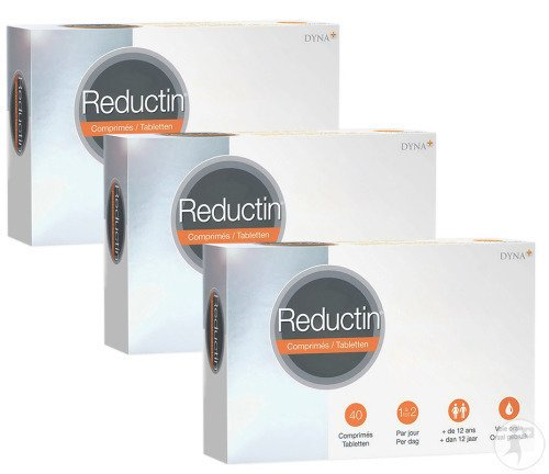 Reductin 40 Tabletten Promo 2+1 Gratis