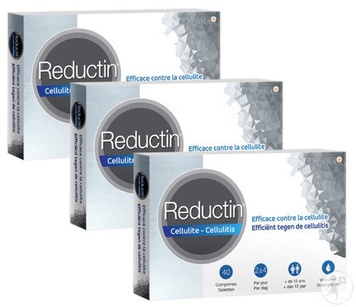 Reductin Cellulitis 40 Tabletten Promo 2+1 Gratis